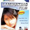Foto Produk Laminating Glossy Film (BP-GFA455)- A4, 20 Sheet, 55um, Laminating, Glossy, Water Resistant   dari Wishes Computer