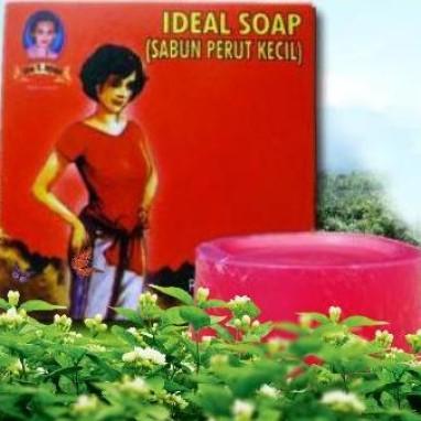 Foto Produk IDEAL SOAP Sabun PENGECIL PERUT dari Wangi Beauty Shop