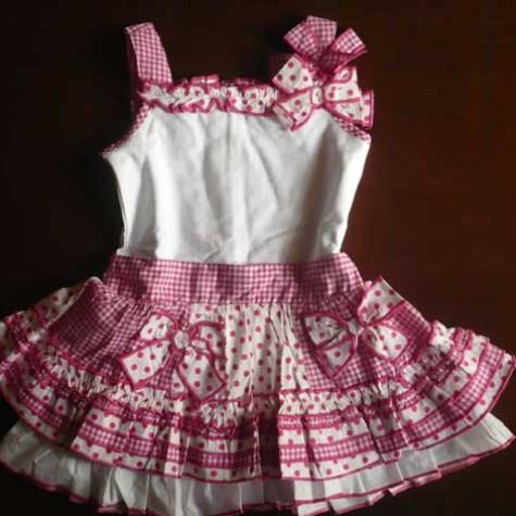 Foto Produk DRESS MOTHERCARE POLKA PINK dari AthaDriMeL ShoP