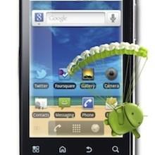 "Foto Produk Nexian Ultra Journey A891 ;  3.2"" Layar Sentuh Capacitive HVGA Multi-Touch, OS Android Froyo, Wifi, 3.5 G, Free Memory 1 GB. dari Eben Haezer Net"
