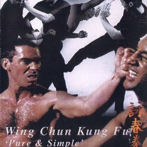 Foto Produk James Sinclair - Wing Chun Pure and Simple | DVD tutorial Wing Chun secara efektif dan dinamis dari Tokobukuplus