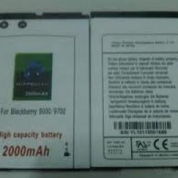 Foto Produk Baterai High Capacity Hippo 2000mah (MS-1, Bold 9000, 9700, 9780) dari Licia Cellular