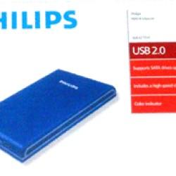 "Foto Produk External Case 2.5"" Philip dari eight computer"