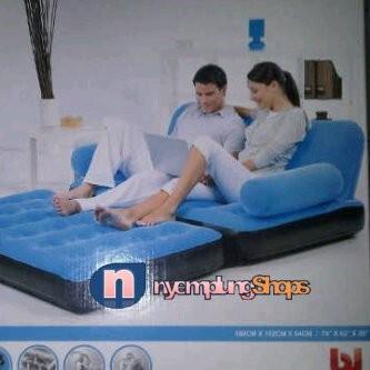Foto Produk Sofa Bed Udara 2 In 1- Bestway dari Nyemplung Shops