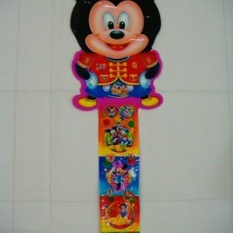 Foto Produk Balon Tiup Tongkat Karakter Mickey Mouse dari IMPORTIR CHINA