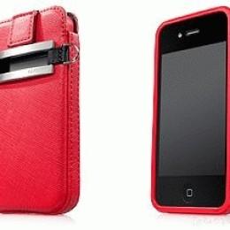Foto Produk Capdase Original Value Set For IPhone 4G Red dari Licia Cellular