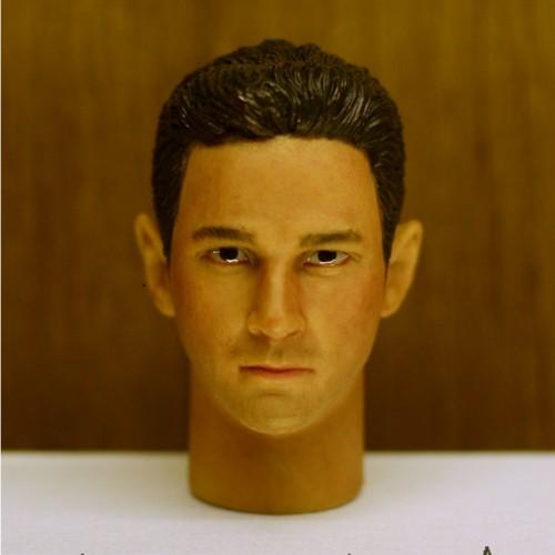 Foto Produk Headplay 1/6 Shia LaBeouf alike Custom Head Sculpt dari Chasadya Hobby Shop