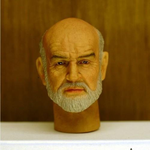 Foto Produk Headplay 1/6 Sean Connery No.1 Alike Custom Head Sculpt dari Chasadya Hobby Shop