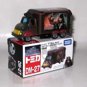 Foto Produk DM-27 Truck Pirate Of Carribean dari Tomica Shop