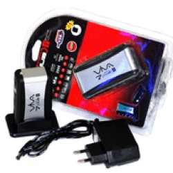 Foto Produk Usb Hub 7 Port+ Adaptor Viva dari eight computer