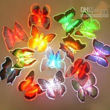 Foto Produk Lampu Butterfly LED Optik Full Color dari Yoke Shop
