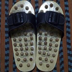 Foto Produk Sandal Refleksi Akupuntur dari Tokoku-Tokomu