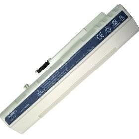 Foto Produk Baterai Acer Aspire One ZG5 (UM08A73) - Putih - High Capasity - OEM dari Pusat Komputer Notebook - PUSKOM