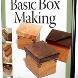 Foto Produk Basic box making with Doug Stowe | Video tutorial membuat kotak hadiah, kotak perhiasan yang unik dari Tokobukuplus