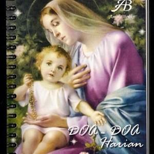 Foto Produk DOA-DOA HARIAN (Buku Doa Katolik Lengkap) Uk. Sedang dari JD Christa