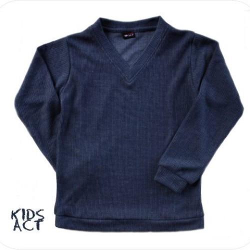Foto Produk Sweater Anak (Biru Tua) -Size S- dari NaiNai Shop