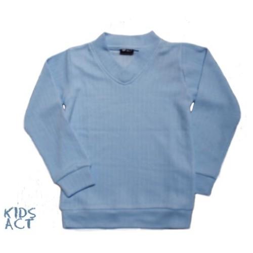 Foto Produk Sweater Anak (Biru Muda) -Size S- dari NaiNai Shop
