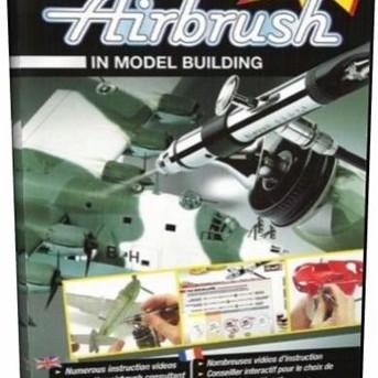 Foto Produk Airbrush in modeling   CD tutorial aplikasi airbrushing dalam pembuatan modelling dari Tokobukuplus