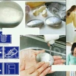 Foto Produk Steel Soap/Sabun Stainless dari Marbel Shop