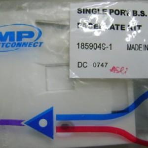 Foto Produk Faceplate AMP 2 Hole dari Cipta Trading