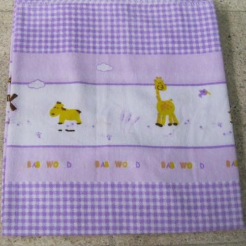 Foto Produk Bedong/Pernell Q-BEAR Ukuran 90 x 90 Cm dari Tris Baby Shop