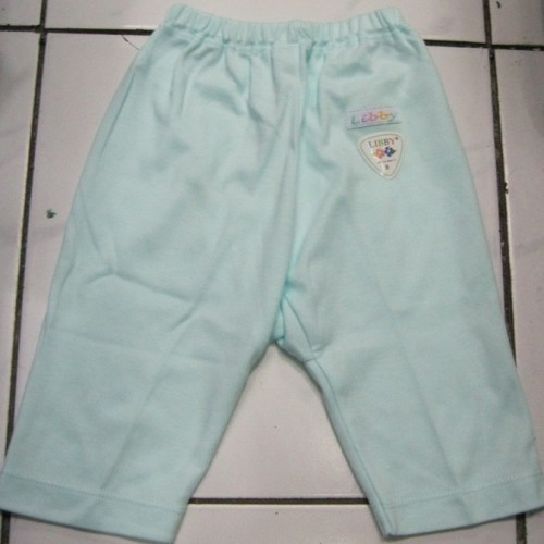 Foto Produk Celana Bayi 3/4 LIBBY Warna S.M Dan L Polos Warna dari Tris Baby Shop