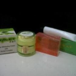 Foto Produk Krim WALET Singapore * Krim 2in1 (Paket Cream Siang + Cream Malam) + Soap +Calming* dari Grosir Beauty