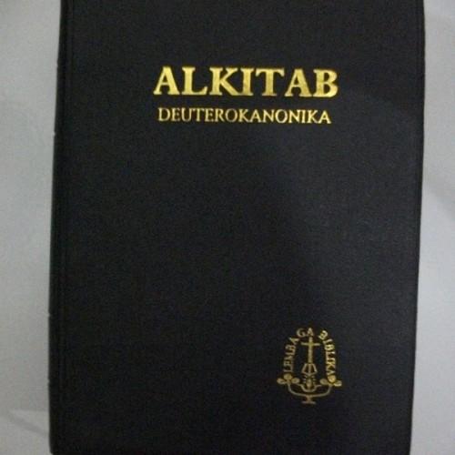 Foto Produk ALKITAB DEUTEROKANONIKA (Ukuran Kecil) dari JD Christa