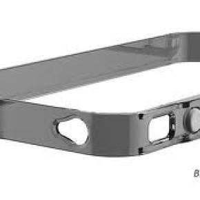 Foto Produk BLADEdge Pinlo Bumper For IPhone 4/4S (Clear Black) dari Axisoris Shop