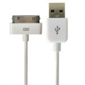 Foto Produk USB Cable for iPad & iPad 2 dari Pusat Komputer Notebook - PUSKOM