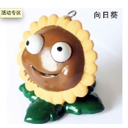 Foto Produk Barang Unik - Gantungan Kunci Unik - Plant Vs Zombie Wink Eye Doll dari ViAndSun Shop