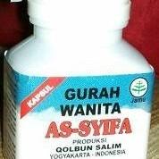 Foto Produk GURAH WANITA AS -SYIFA dari Khasanah Herbal