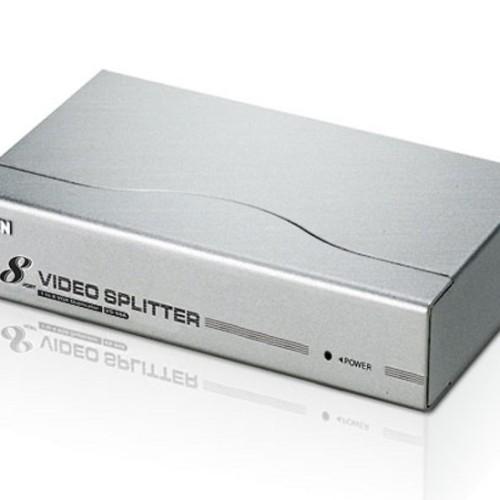 Foto Produk ATEN 8-Port Video Splitter (VGA Splitter VS98A) dari Cipta Trading