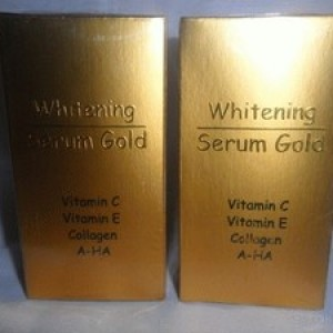 Foto Produk SERUM GOLD WHITENING dari Grosir Beauty