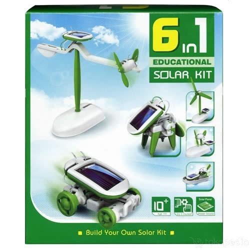 Foto Produk Robot Solar 6 in 1 dari Lapak Online