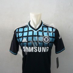 Foto Produk Chelsea 2nd Away 2011/2012 - Baju Bola - Kaos Bola - Jersey Bola dari Yajimbo