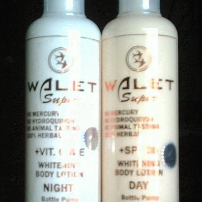 Foto Produk Paket Lotion WALET (day+night) dari Grosir Beauty