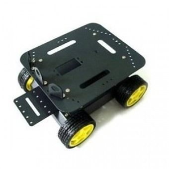 Foto Produk Arduino 4WD Mobile Platform dari Robocellar