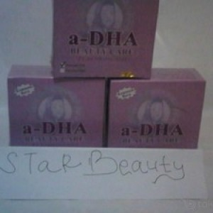 Foto Produk A-DHA With BPOM KEMASAN BARU dari World Beauty