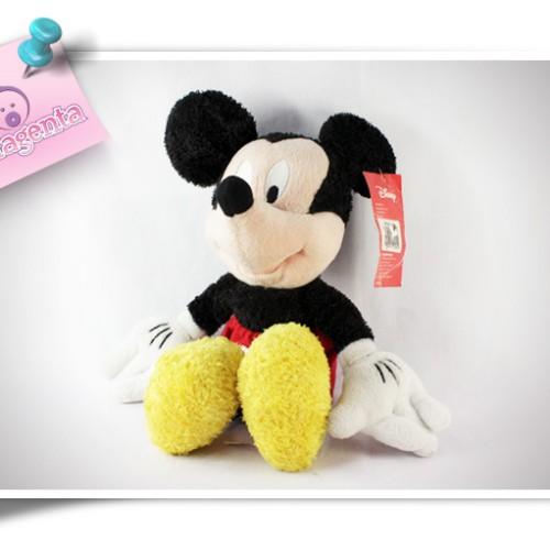 Foto Produk Boneka - Mickey Mouse Bulu Keriting - Medium dari Cute Magenta