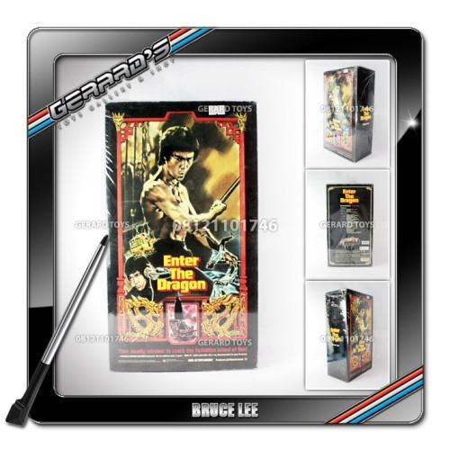 Foto Produk Bruce Lee - Enter The Dragon - Medicom - MIB dari GERARD-TOYS