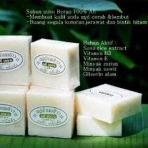 Foto Produk Sabun Beras Susu Ricemilk Jasmine Thailand Ori (1 Dus 85rb/Lsn Asap) dari KosmetikCantik