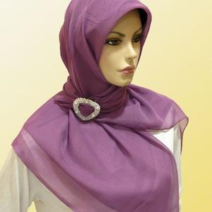 Foto Produk Jilbab Paris Polos dari GROSIRAN PASAR KLEWER