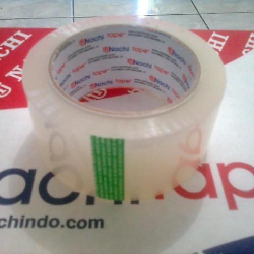 Foto Produk OPP Nachi Tape Bening (Ready Stock) *New Product dari Polaris Makmur Shop