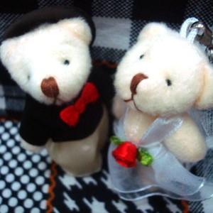 Foto Produk Teddy Bear Straps (Wedding) dari Lime Lime