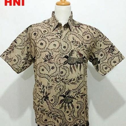 Foto Produk Kemeja Batik Katun dari Harunsolo Colection