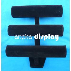 Foto Produk Display Gelang 3 Susun dari Aneka Display