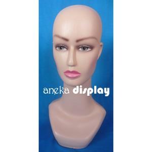 Foto Produk Manekin Kepala Dewasa dari Aneka Display