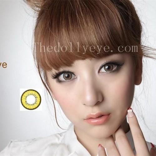 Foto Produk Softlens Blythe Eye / Princess Universe Brown (Coklat) dari Geo Eyes