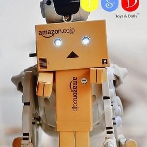 Foto Produk Danbo Amazon KW Super Eyes Light Up (Mata Menyala) dari Toys And Dolls